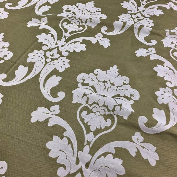 Madison Jacquard (Reversible) Table Runners in Kiwi