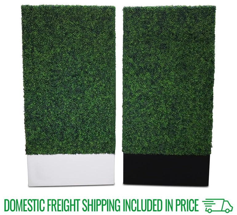 8'x4' Boxwood Decorative Hedge (4 Pack)