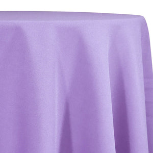 Premium Poly (Poplin) Table Linen in Lilac 1172