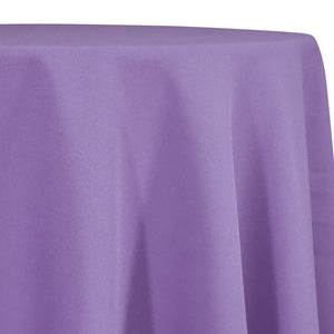 Premium Poly (Poplin) Table Linen in Lilac 1174