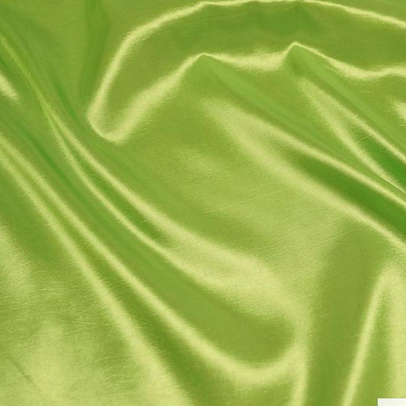 Taffeta (Solid) Table Runner in Lime 026