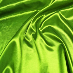 Taffeta (Solid) Table Napkin in Lime 046