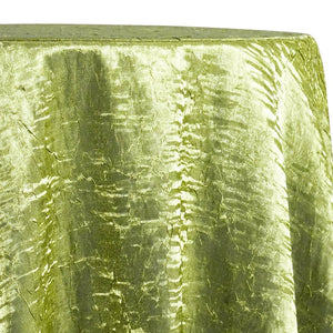 Crush Shimmer (Galaxy) Table Linen in Lime 26