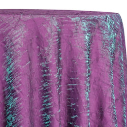 Crush Shimmer (Galaxy) Table Linen in Magenta 8