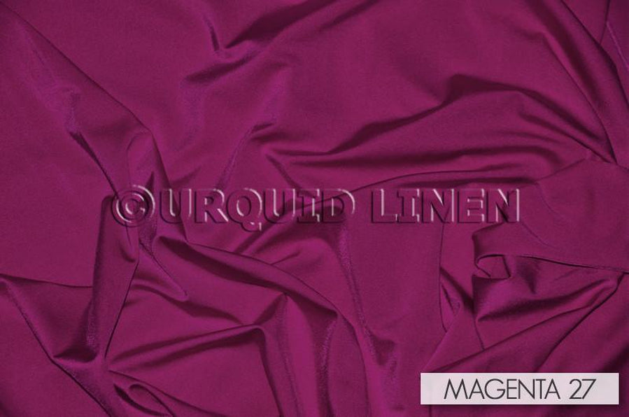 Premium Spandex Round Table Topper