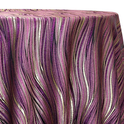 Allure Jacquard Table Linen in Mauve
