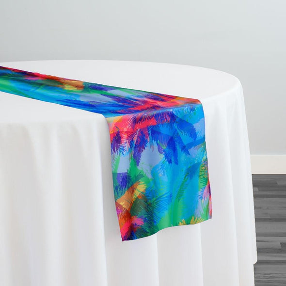 Miami Vibes (Poly Print) Table Runner