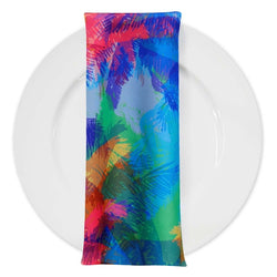 Miami Vibes (Poly Print) Table Napkin