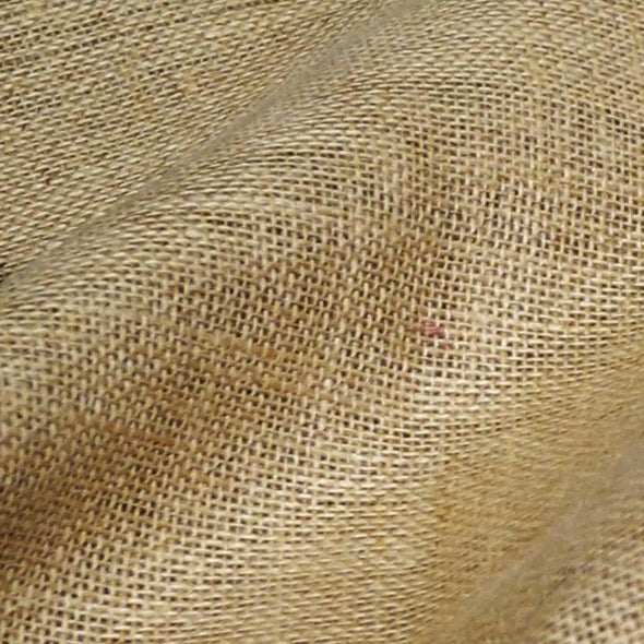 Jute Burlap (w/ Poly Lining) Table Napkin in Natural