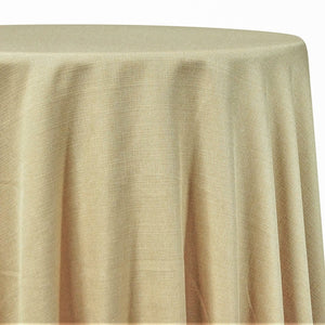 Rustic Linen Table Linen in Natural