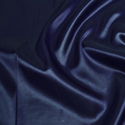 Taffeta (Solid) Table Napkin in Navy 045
