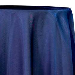 Crystal Organza Table Linen in Navy 495