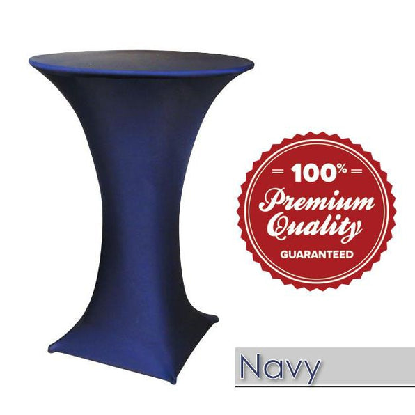 Premium Spandex Highboy Tablecover