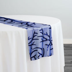 Brooks Sequins Table Runner in Navy