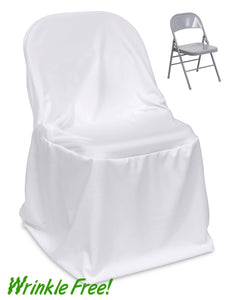 Scuba Metal Folding Chair Cover + Premium Quality