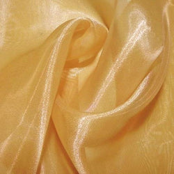 Crystal Organza Table Runner in Gold 902