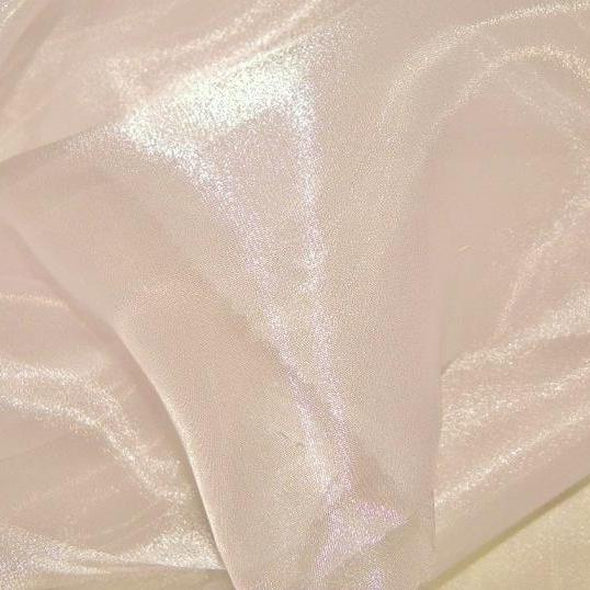 Crystal Organza Table Linen in Peach 705