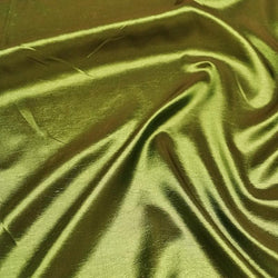 Taffeta (Solid) Table Napkin in Olive 028