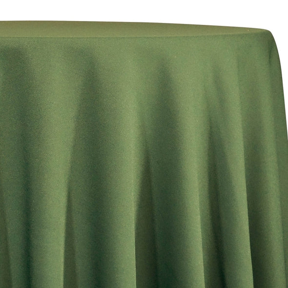 Premium Poly (Poplin) Table Linen in Olive 1335
