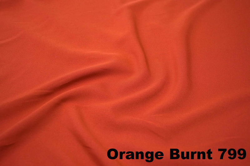 ORANGE BURNT 799