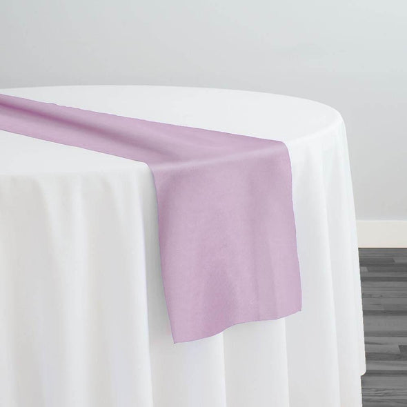 Crystal Organza Table Runner in Orchid 628