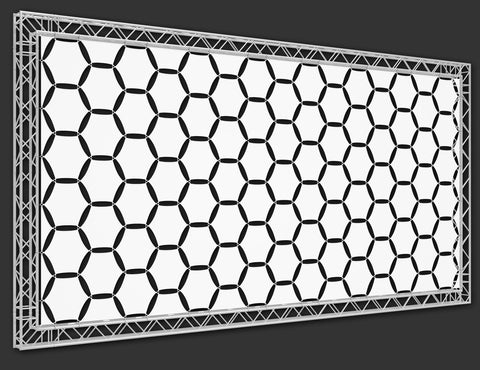 Hexagon Panel Wall Tile