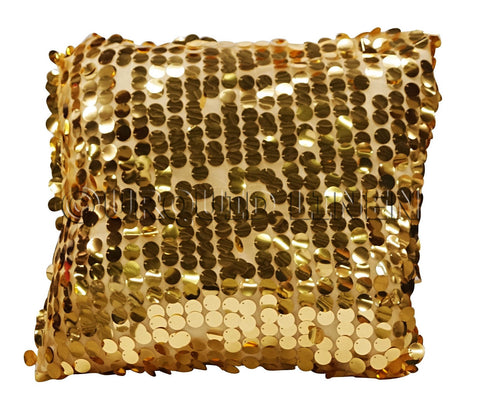 Payette Sequins Throw Pillow