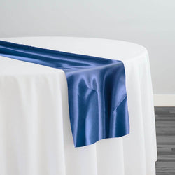 Bridal Satin Table Runner in Perry 31