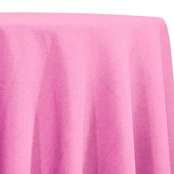Premium Poly (Poplin) Table Linen in Pink 1158