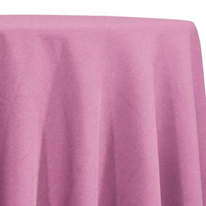 Mauve Tablecloth in Polyester for Weddings