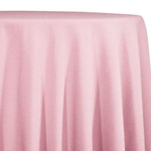 Blush Tablecloth in Polyester for Weddings