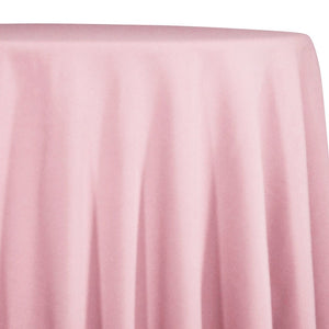 Premium Poly (Poplin) Table Linen in Pink Salmon 1720