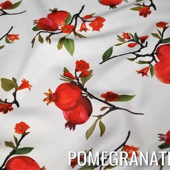 POMEGRANATE (POLY PRINT)