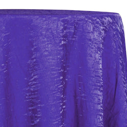 Crush Shimmer (Galaxy) Table Linen in Purple