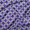 Lynx Print (Lamour) Table Runner in Purple