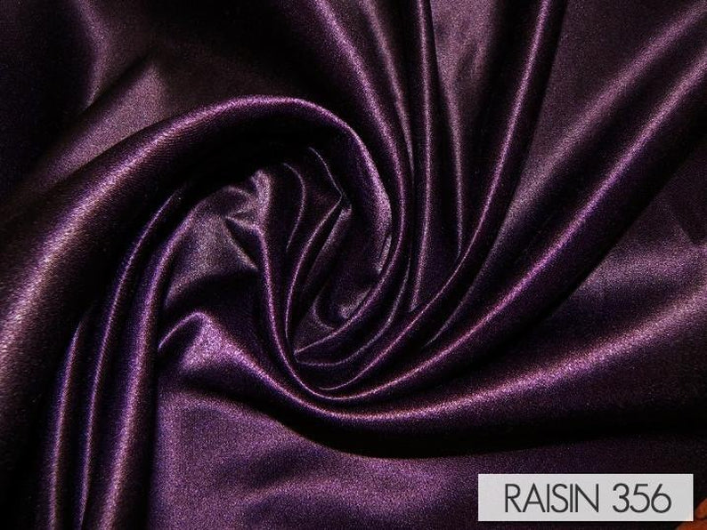 "100pcs - Bridal Satin - 8""x108"" Sash w/ Slanted Ends - Raisin"
