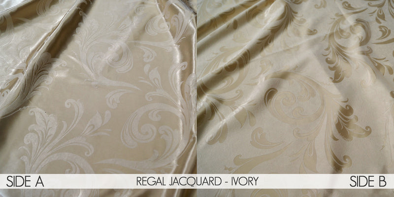 REGAL JACQUARD - IVORY