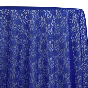Classic Lace Table Linen in Royal 1148