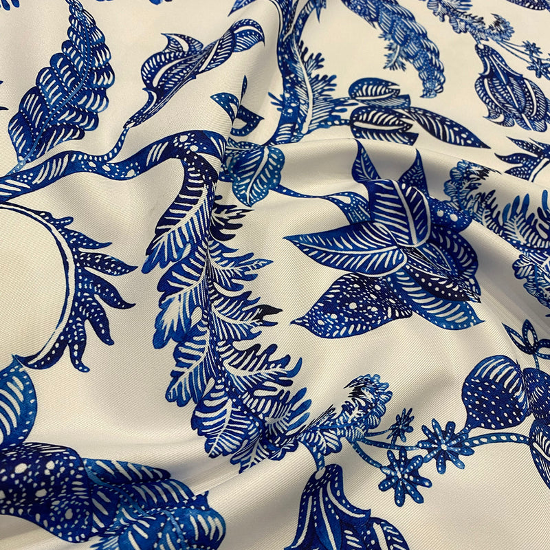 Royal Baltic (Poly Print) Wholesale Fabric