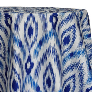 Cosmo (Dupioni) Table Linen in Royal