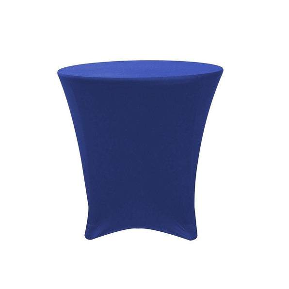 "Standard Spandex 36""x30"" Cocktail Lowboy Table Cover"