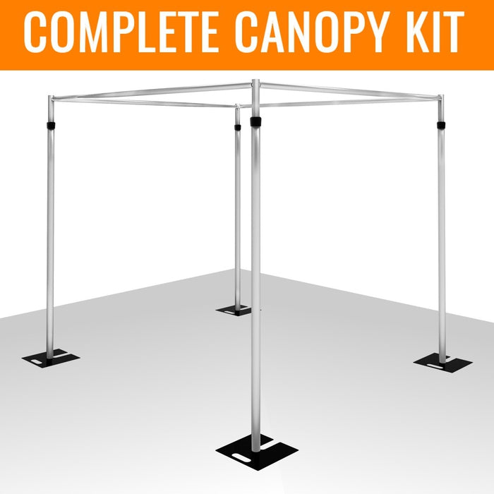 Square Canopy Hardware Kit