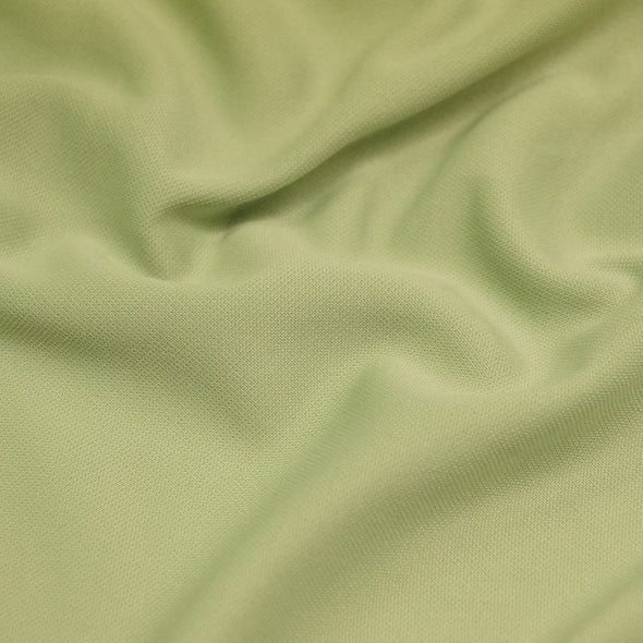 Scuba (Wrinkle-Free) Wholesale Fabric in Sage 503