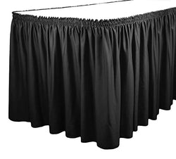 Shirred Pleat Tableskirt