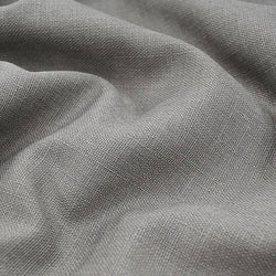 Rustic Linen Table Linen in Silver