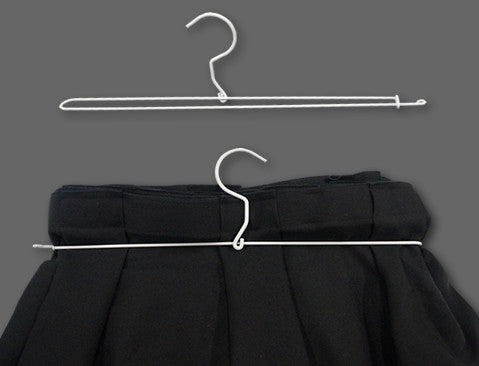 Pinch Skirt Hanger