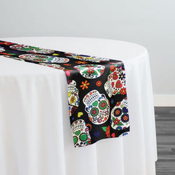 Skull Candy (Poly Print) Table Runner