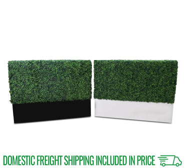 3'x4' Tall Boxwood Decorative Hedge (4 Pack)