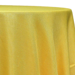 Imitation Burlap (100% Polyester) Table Linen in Sorbet