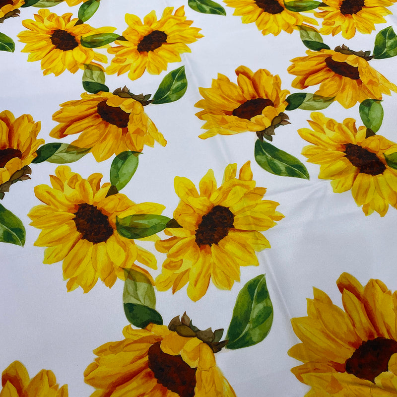 Sunflower (Poly Print)